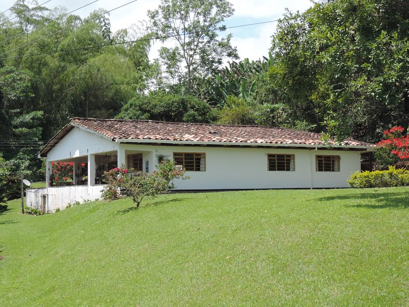 Posada Finca La Comarca, holiday rental in Valle del Cauca Department