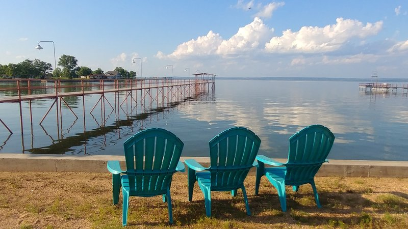 South Shore Lake House 1, holiday rental in Bluffton
