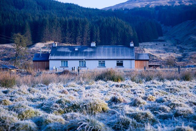 Arinabea Cottage, location de vacances à Dalmally