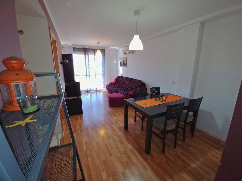 BEAUTIFUL APARTMENT IN PALAMOS, vacation rental in Vall-Llobrega