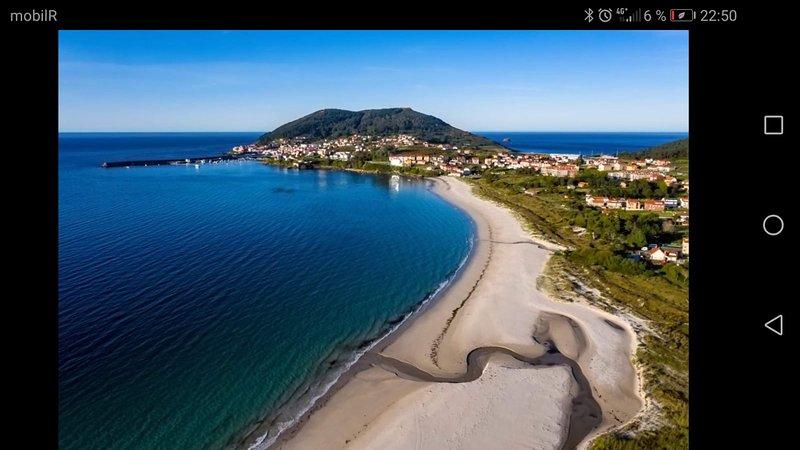Beach of Langosteira
