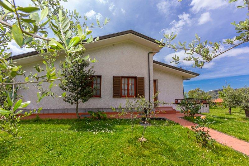 Villino di Corsanico, location de vacances à Piano di Conca