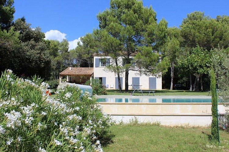 Villa Quietude, holiday rental in Rognes