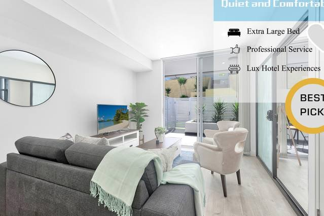Elegant 2 Bedroom Terrace in Premium Condition, alquiler vacacional en Gordon