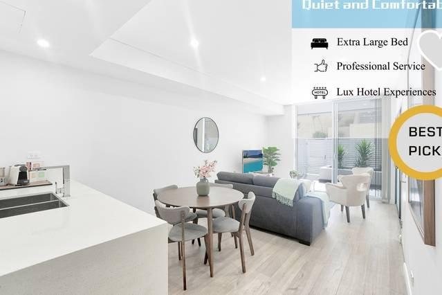 Elegant  2 bedrooms terrace with premium condition, alquiler vacacional en Gordon