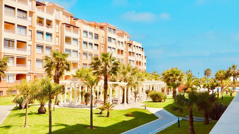 My Sunny Apt - Las Arenas, apartamento con 2 dormitorios en Isla Canela – semesterbostad i Isla Canela
