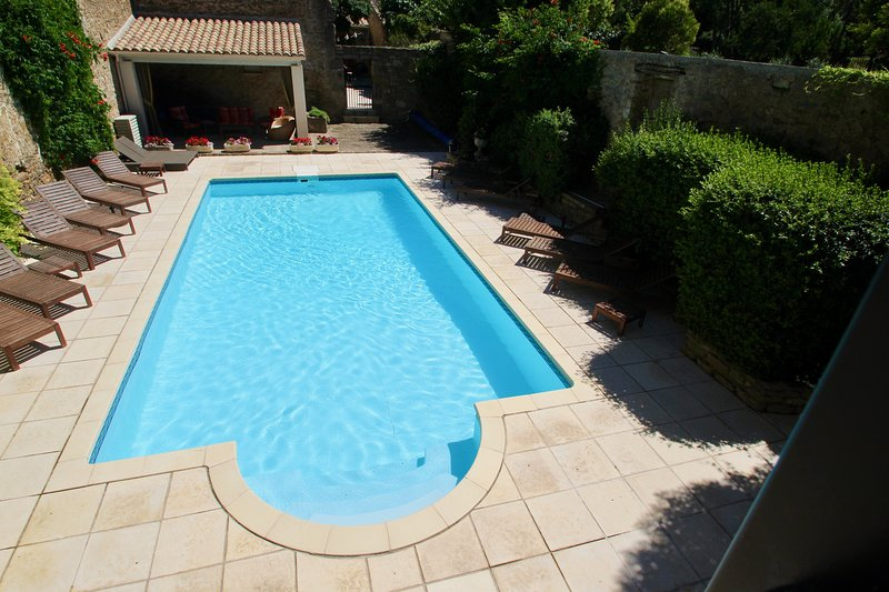Gite Lavande - La Maison Des Vignes - Luxury gites & heated pool, vacation rental in Carcassonne Center