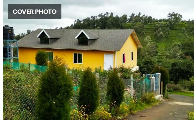 Myspace Holiday Inn - Valley View - 1, vacation rental in Kotagiri