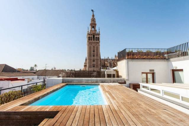 FANTASTIC APART, POOL, GIRALDA VIEW, vacation rental in Seville