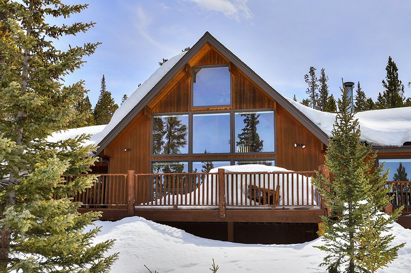 Lodge at Boreas Pass, location de vacances à Breckenridge