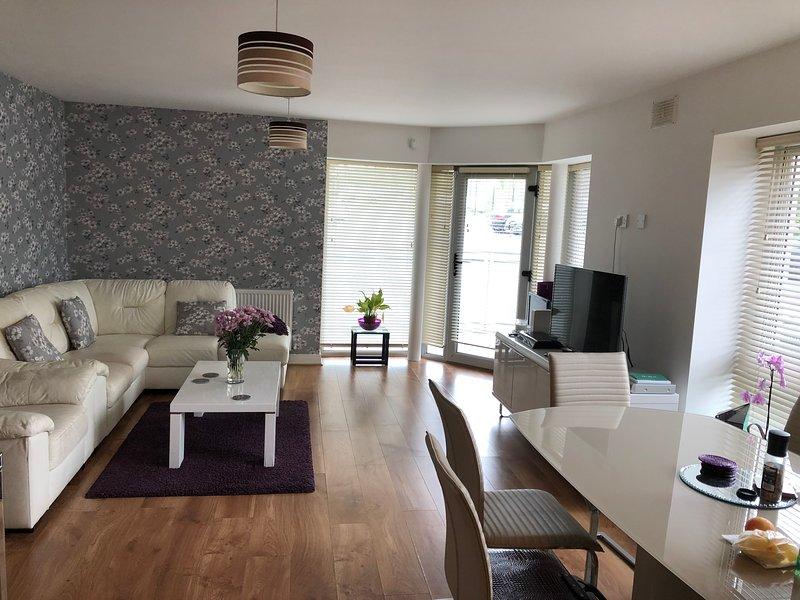 Malahide one bedroom apartment, holiday rental in Skerries