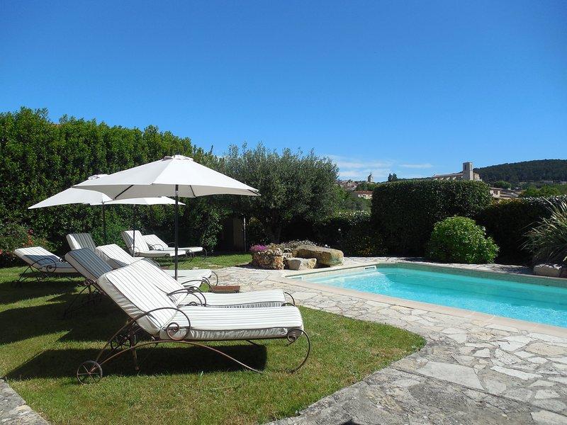 Le Jas Fontaine, location de vacances à Lorgues