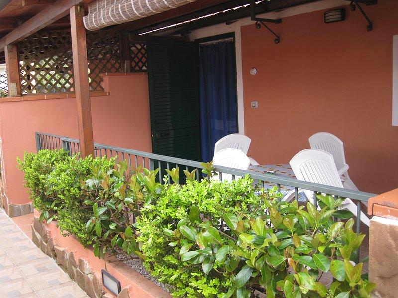 Casa vacanze Mimose - Casa Rosa, holiday rental in Palinuro