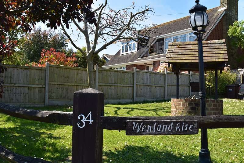 Wenland Rise, Fairlight bij Rye and Hastings, East Sussex