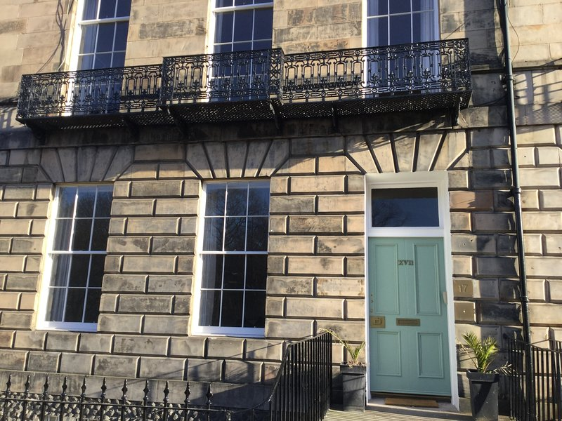 17 Abercromby, vacation rental in Edinburgh
