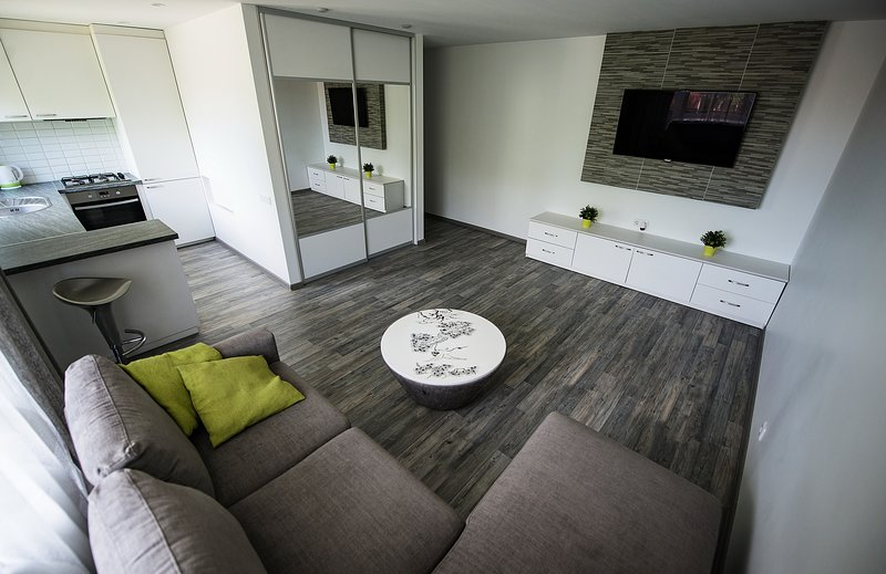 Miško apartamentai, holiday rental in Priekule
