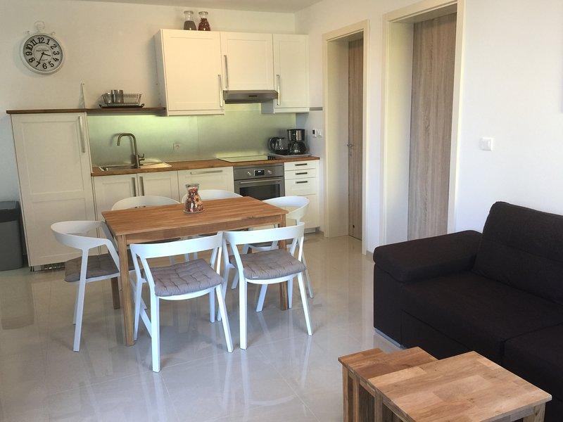 "4 Star Apartment ""Istrian Sea Sunset"" No. 2, casa vacanza a Banjole"