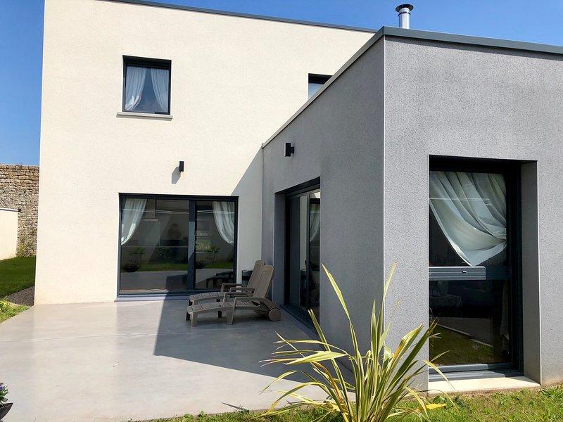 Le Boudoir - Hypercentre Bayeux, holiday rental in Saint-Vigor-le-Grand