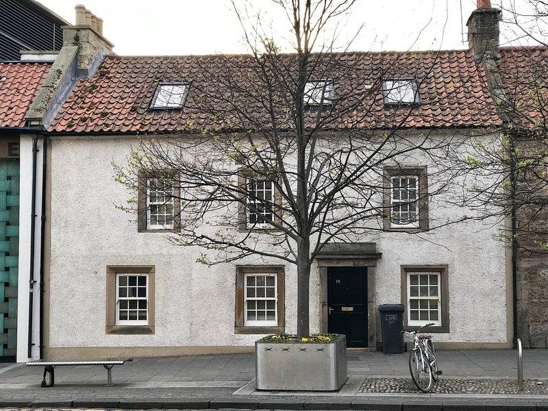 No.14 In the Heart of St Andrews, location de vacances à Boarhills