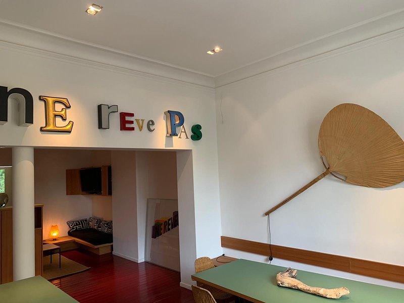 Authentique et élégant appartement dans quartier trendy, Ferienwohnung in Rhode-Saint-Genese