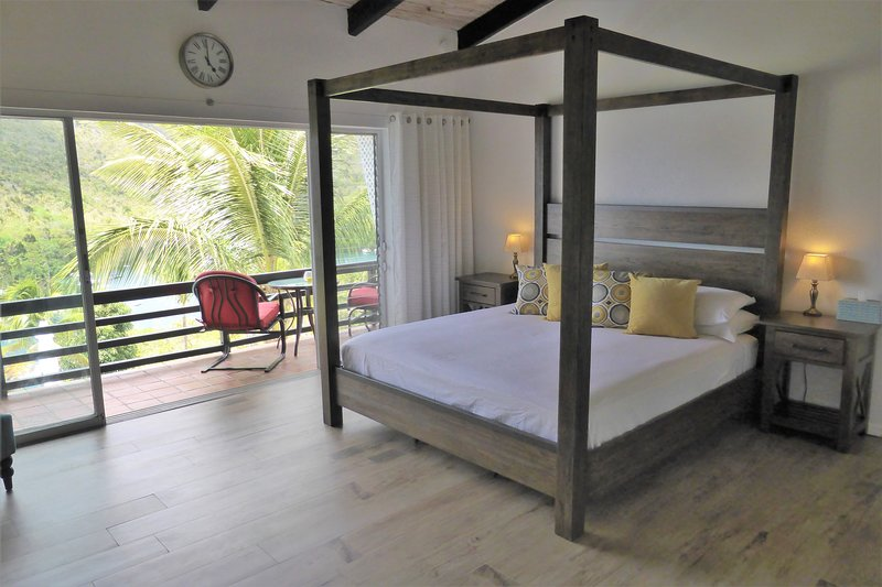 The Sandringham B&B suite at Marigot Palms, holiday rental in Anse La Raye