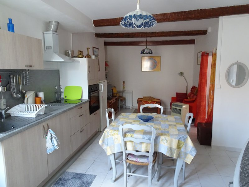 Gîte Le Ramonettage, gîte classé 2 étoiles par Hérault Tourisme, holiday rental in Capestang