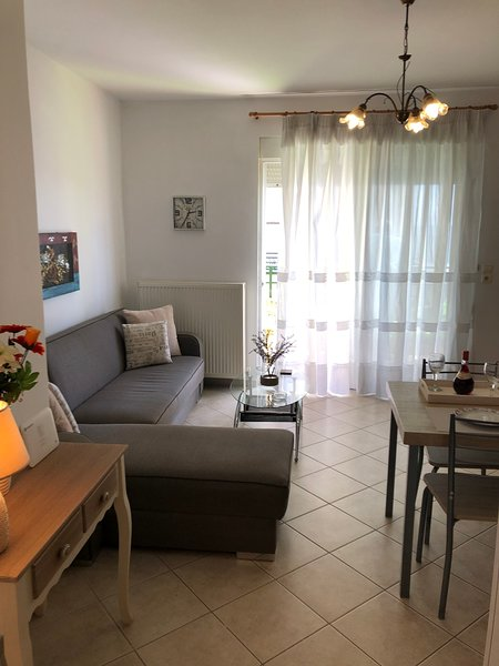 New apartment with sea view, holiday rental in East Macedonia and Thrace
