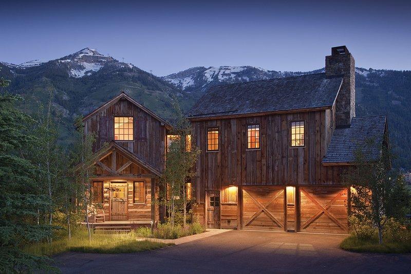 Shooting Star Cabin 2, location de vacances à Moose