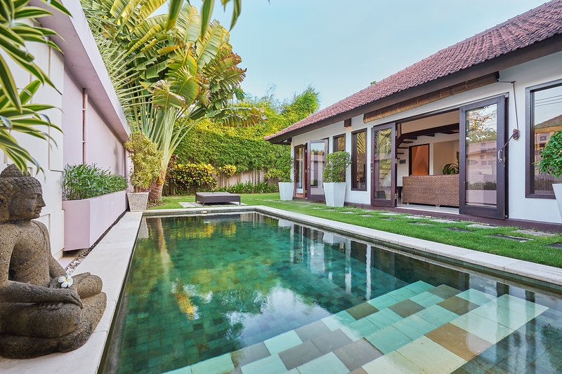 Villa Damai 2 - Tranquil Hideaway in North Umalas, holiday rental in Dalung