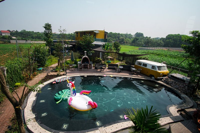 The Factory Ba Vi, holiday rental in Viet Tri