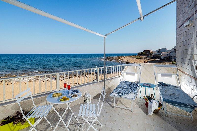 Rifugio a Mare, holiday rental in Piccio