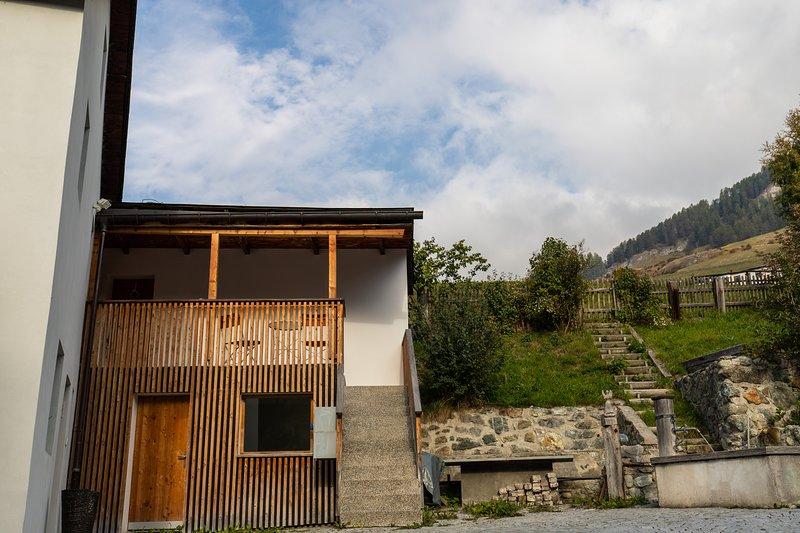 Ferienwohnung Il Muglin Studio, casa vacanza a Guarda