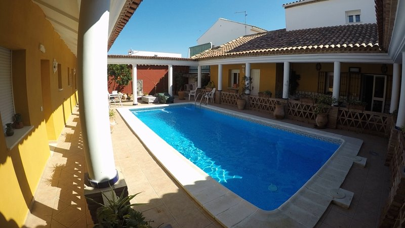 Sharing a pool is over rated !!! This pool is exclusively for you and your family & friends to enjoy