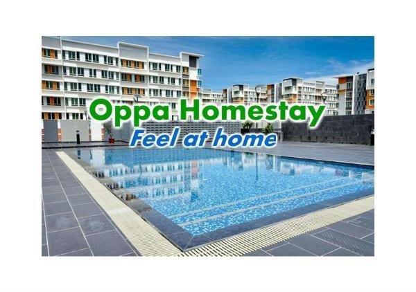 OppaHome UUC, holiday rental in Kota Kinabalu