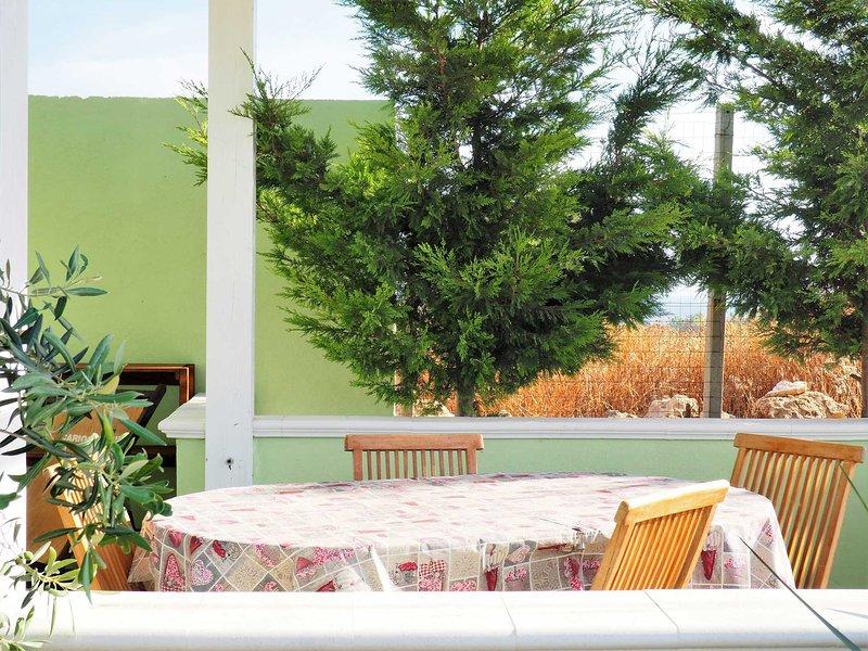 Japigium Le Castella Residence - Appartamento 6 posti n.10, alquiler de vacaciones en Botricello