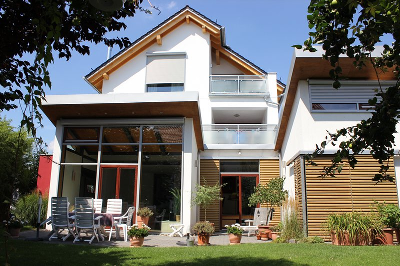 Für die große Familie mit 9-12 Personen - Gruppenurlaub Nähe Heidelberg, vacation rental in Gernsheim