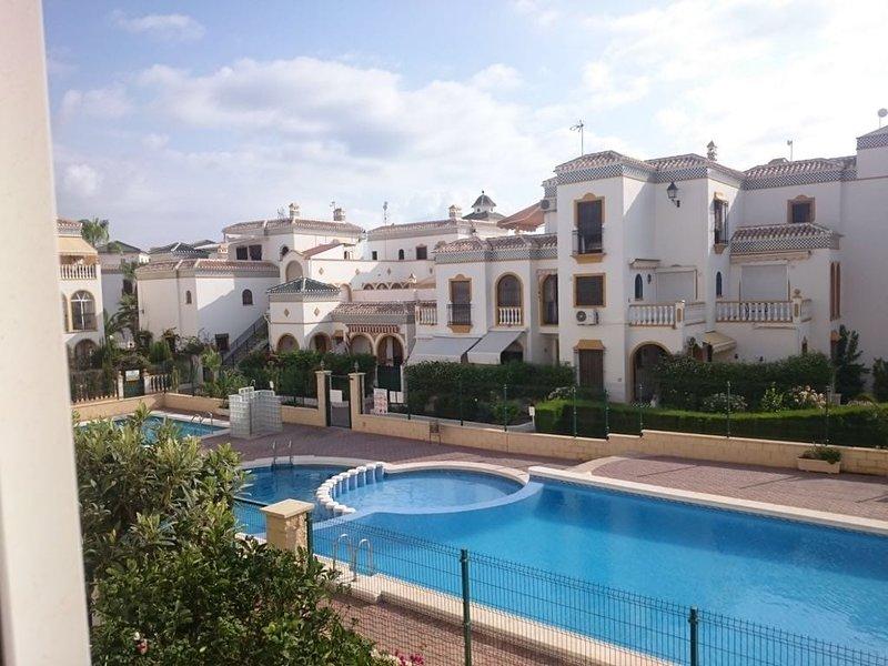 Alquiler verano Residencial Molino Blanco, alquiler vacacional en La Mata