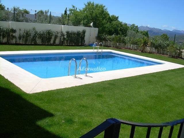 Villa Roble, alquiler de vacaciones en Setenil de las Bodegas