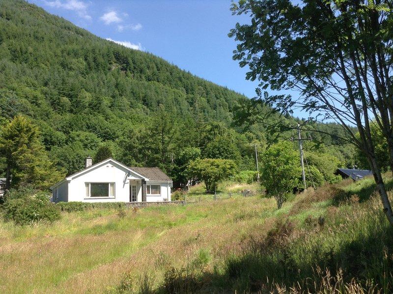 An Comaraich - 'The Sanctuary' - Inverinate, holiday rental in Inverinate