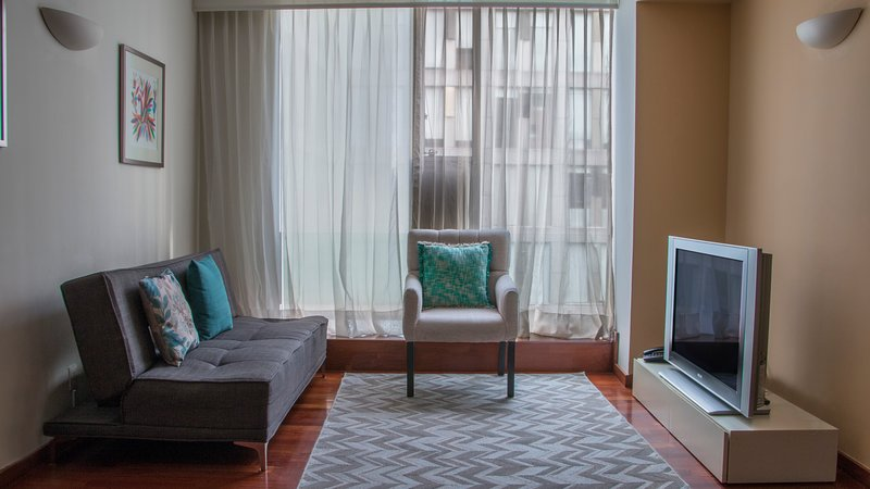 Departamento superior de 3 recamaras (1027), vacation rental in Mexico City