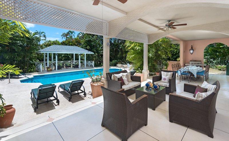 Dene Court, Sandy Lane, St. James, Barbados, holiday rental in Sunset Crest
