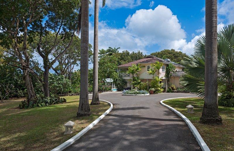 Dene Court, Sandy Lane, St. James, Barbados, holiday rental in Saint James Parish