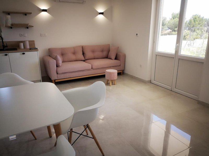 Sala de estar, Superfície: 8 m²