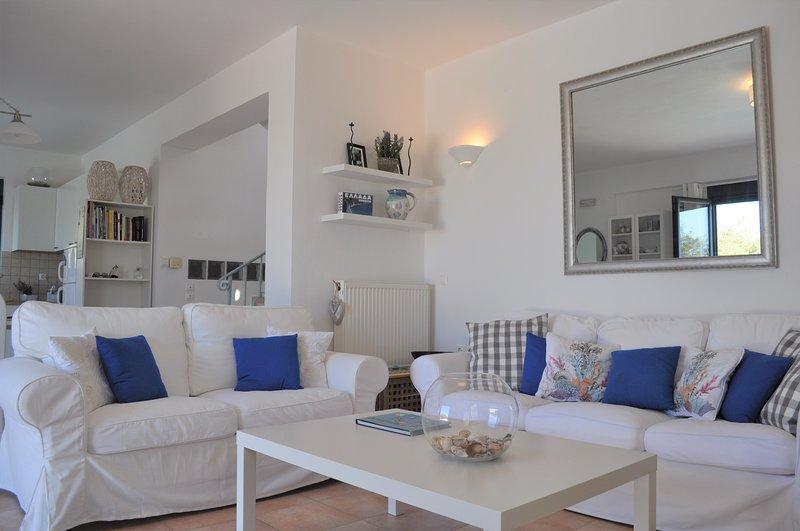 Nefeli villas  - Luxury Blue house, vacation rental in Hersonissos