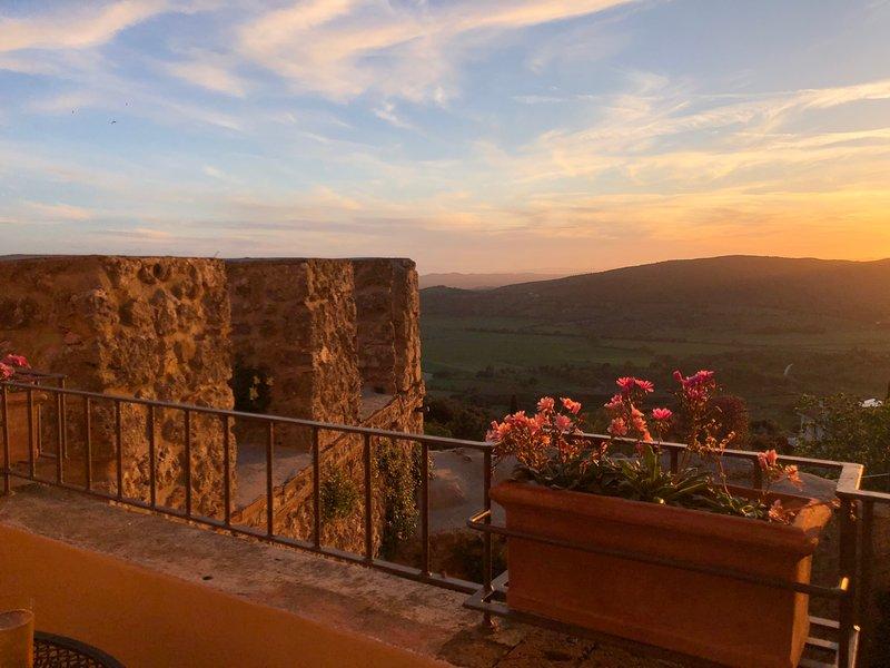 Il Bell'Arco Wine Holiday Apartment Rental, casa vacanza a Massa Marittima