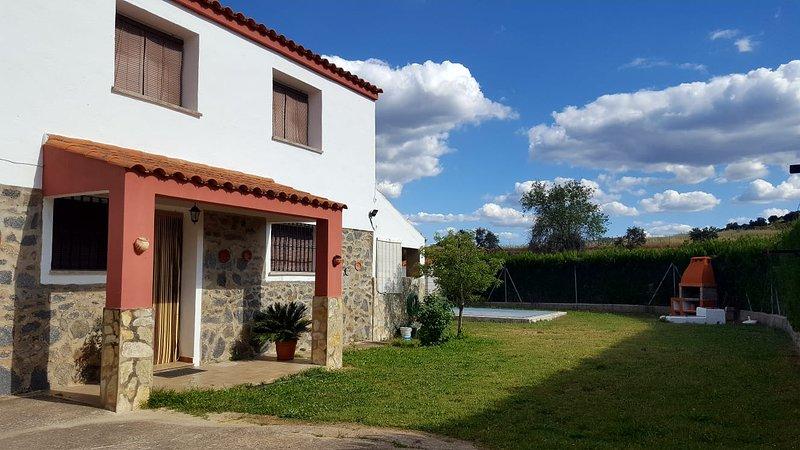 Alquiler de casa rural, location de vacances à Salvatierra De Los Barros