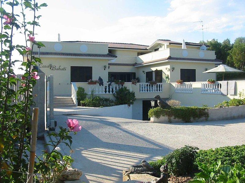 Japigium Villa Janina Bahati, alquiler de vacaciones en Isola di Capo Rizzuto