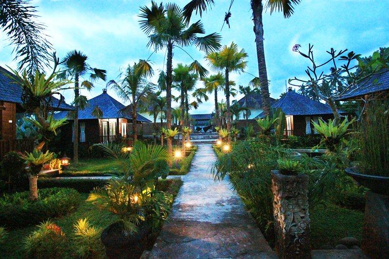 Uma Dong Loka Village, vacation rental in Marga