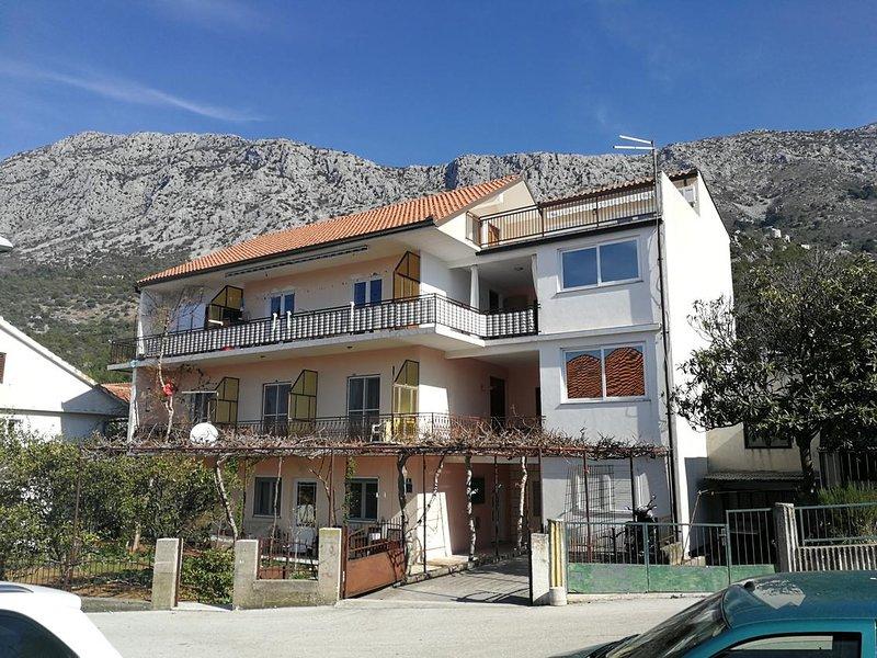 One bedroom apartment Podaca, Makarska (A-2612-a), location de vacances à Podaca