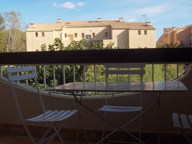 Beautiful studio near the beach, holiday rental in Marseillan Plage